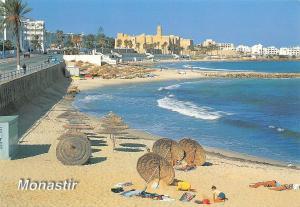 Tunisia Monastir Tunisie Beach Strand