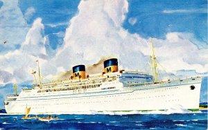 Matson Lines - SS Lurline