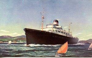 American Export Lines - SS Excambion, Exochorda, Exeter, Excalibur