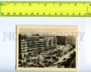254569 GERMANY BERLIN Stalin alley new housing home photo