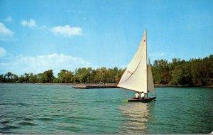 New York Geneva Sailing On Seneca Lake