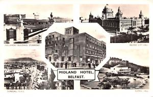 Belfast Ireland Midland Hotel Belfast Midland Hotel