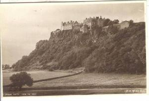 RP, A Stirling From The West, Scotland, UK, 1920-1940s