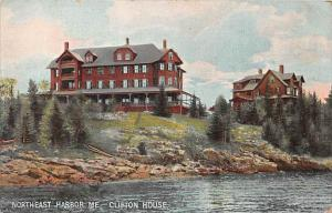 7054 ME   Northeast Harbor   Clifton House Hotel