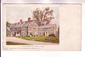 Wayside Inn, Sudbury, Massachusetts, Detroit Photographic Publishing, 5571