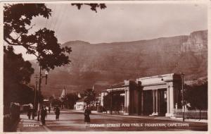 RP Orange Street & Table Mountain, Cape Town, 20-30s South Africa