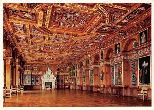 Schloss Heiligenberg beim Bodensee Rittersaal Castle Interior Chateau