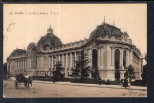 Le Petit Palais,Paris,France BIN