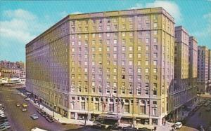 Massachusetts Boston The Statler Hilton Hotel