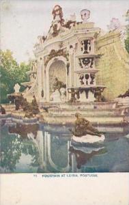 Spain Leiria The Fountain