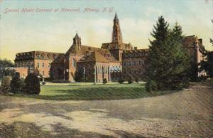 New York Albany Sacred Heart Convent At Kenwood