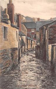 Cornwall, Polperro, Old Street, Frith's Series