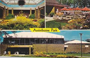 3-Views, Assiniboine Park, The Conservatory, The Coffee Shop Plaza, Winnipeg,...