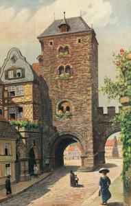 Germany Nikolaitor Eisenach 01.89