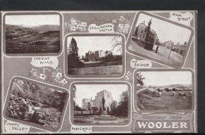 Northumberland Postcard - Views of Wooler    RS4526