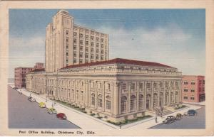 OKLAHOMA CITY , Oklahoma, 30-40s; Post Office