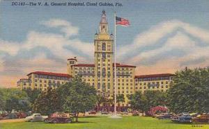Florida Coral Gables The V A General Hospital