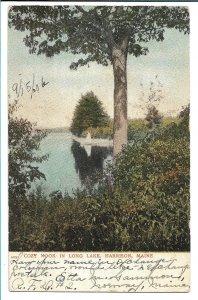 Harrison, ME - Cozy Nook in Long Lake - 1908