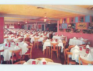 Unused Pre-1980 LAYRE'S DUTCH KITCHEN RESTAURANT Cape May New Jersey NJ M8345