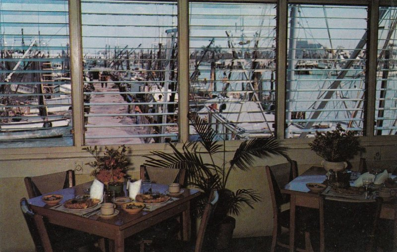 KEY WEST , Florida , 50-60s ; A & B Lobster House , Dining Room
