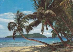 Postal 61113: Playa tipica de Venezuela.