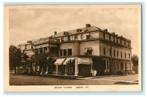 c1920's Boone Tavern Berea Kentucky KY Albertype Vintage Postcard