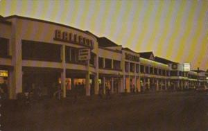New Hampshire Hampton Beach The Casino At Twilight