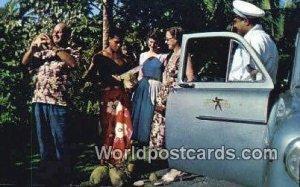 Travelling Viti Levu by Car Fiji, Fijian Unused
