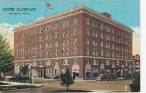Hotel Olympian, Olympia, Washington, 1930-1940s