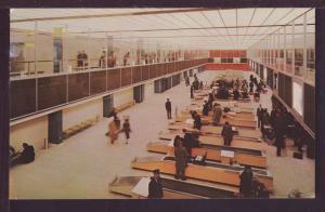 Customs Facilities NY International Airport Postcard 3848