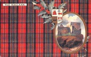 Scotland, UK Old Vintage Antique Post Card Quart Castle Unused
