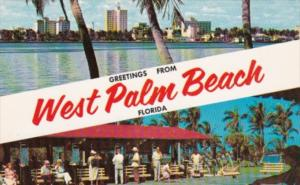 Florida Greetings From West Palm Beach
