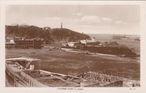 RP ; Steamer Point II , ADEN , Yemen, 1910-30s