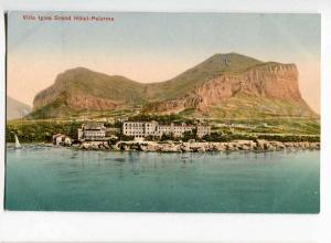 251570 ITALY PALERMO Villa Igiea Grand Hotel Vintage postcard