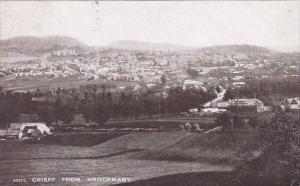 Scotland Crieff From Knockmary 1921