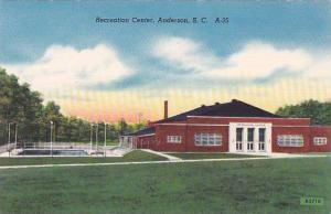 Recreation Center, Anderson, South Carolina, 30-40s