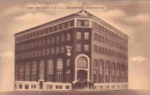 Washington Bremerton Army and Navy YMCA Artvue