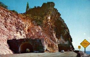 Nevada Lake Tahoe Cave Rock On U S Highway 50