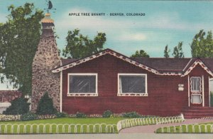 Colorado Denver Apple Tree Shanty Restaurant sk936