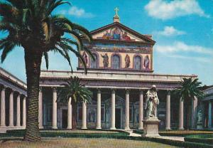 Italy Roma Basilica di San Paolo