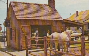 Florida Saint Augustine Blacksmith Shop