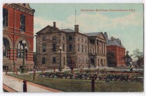 Parliament Building, Charlottetown PEI