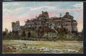 Castle Rock,Camp Douglas,WI BIN