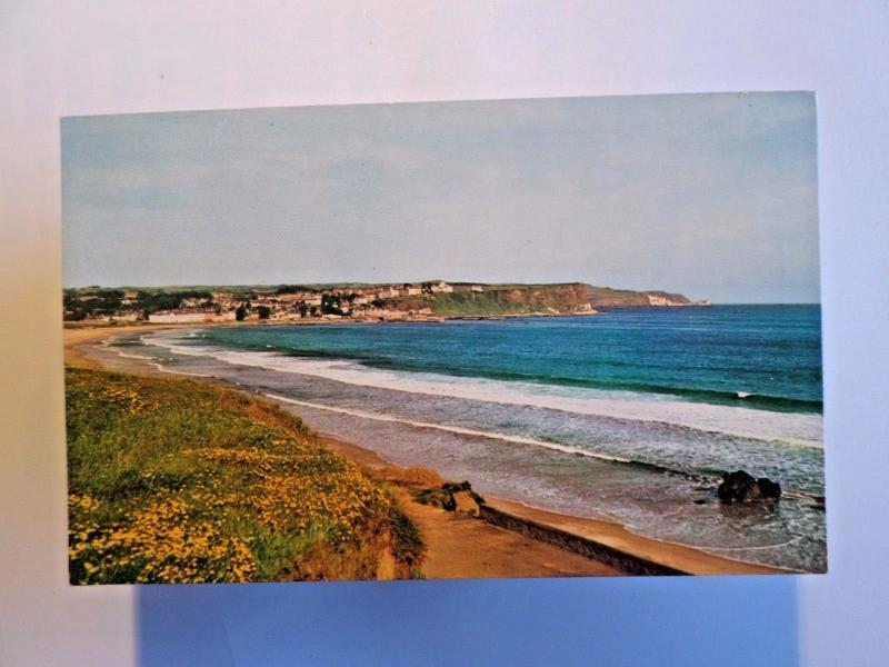 NORTHERN IRELAND 1960years postcard BALLYCASTLE KENBANE HEAD UNITED KINGDOM z1