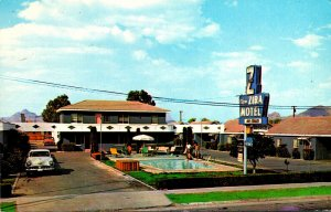 Arizona Phoenix The Zira Motel 1967