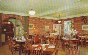 Illinois Angola Dining Room Potowatomi Inn