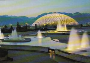 Canada Vancouver Bloedel Conservatory Queen Elizabeth Park