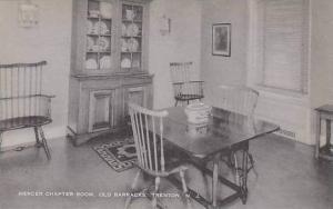New Jersey Trenton Mercer Chapter Room Old Barracks Artvue