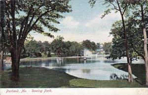 Maine Portland Deering Park