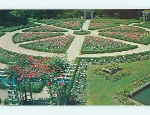 Unused Pre-1980 ROSE FLOWERS AT BELLINGRATH GARDENS Theodore Alabama AL t4841